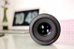 Lente Canon 50mm f/1.8 STM - Excelente estado