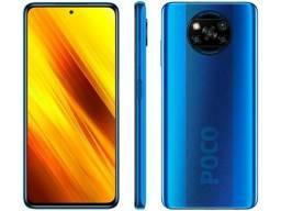 Celular Xiaomi - Poco X3 128Gb Azul - Na Point Mi