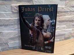 Livro Judas Priest: Decade Of Domination - Excelente Estado