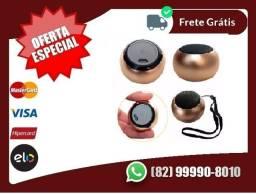 Oferta.boa-entregagratiis-Caixinha Som Bluetooth Tws Metal Mini Speaker 3w Portáti
