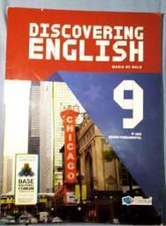 Livro Inglês: Discovering English 9° ano