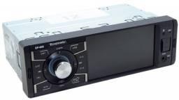 Rádio Automotivo MP5 Bluetooth Ecopower - Som Carro - C/ Garantia