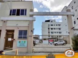 Vende-se apartamento com 2 quartos no Bairro Joquei Clube