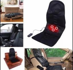 Massageador para carros e cadeiras