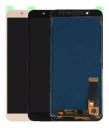 Tela Touch Display Samsung J400 J4 Plus J600 J6 Plus J810 J8 Plus