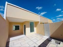 DP casa nova em rua privativa com 3 quartos 2 banheiros com doc. inclusos