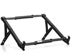 Título do anúncio: Suporte p/notebook plástico regulável preto