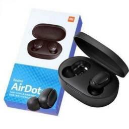Airdots - Fone de ouvido sem fio primeira linha bluetooth 5.0