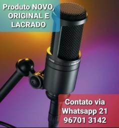 Microfone Audiotechnica AT 2020 original lacrado