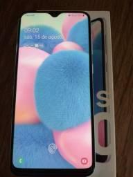 Samsung A30s Completo com Nota