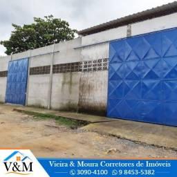 Ref. 616.-CM27521- Venha conferir, Galpão na Conceição, 50 metros da PE-22
