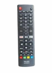 Controle remoto para TV/atacado e varejo entrega a domicílio Jp e região