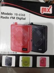 Microfone para sala de aula