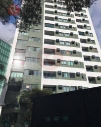 Flat para alugar, 44 m² por R$ 1.800,00/mês - Espinheiro - Recife/PE