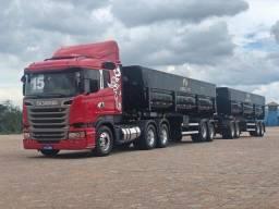 Título do anúncio: Scania R 440 2015 + Rodocaçamba Librelato 2020