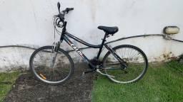 Título do anúncio: Bicicleta caloi rouge