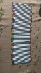 Lápis de cor importado