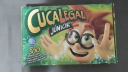 Jogo de Tabuleiro Cuca Legal Júnior