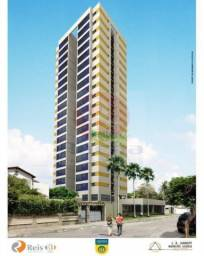 Título do anúncio: Apartamento com 2 dormitórios para alugar, 46 m² por R$ 2.000/mês - Campo Grande - Recife/