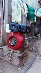 Título do anúncio: Motor branco a diesel