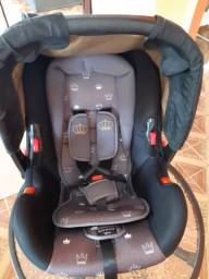 Bebê conforto Cosco preto