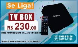 TV Box - Transforme qualquer TV em Smart