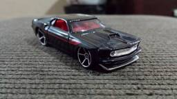 Hot Wheels Mustang 69 - First Editions 2007