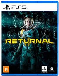 Returnal midia fisica PS5 LACRADO!