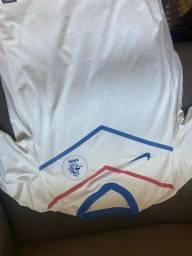 Camiseta seleção Holanda Nike branca