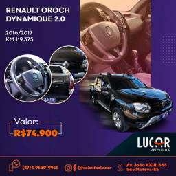 Renault DUSTER OROCH Dyna 2.0 16V Aut