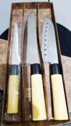 Kit Eny facas de Chefe de cozinha