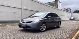 Honda Civic LXS Automático - Muito Novo - Entrada + Parcelas Fixas em até 60 Meses
