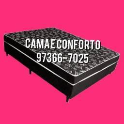 Título do anúncio: CAMA BOX / ENTREGA GRÁTIS / BASE BOX.