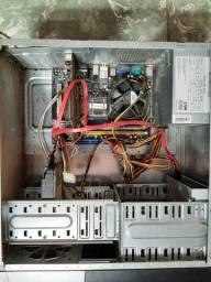 Computador Monitor e cpu