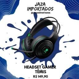 Headset Gamer - Escute seus adversários em movimentação