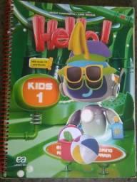 Livro usado: Hello Kids 1