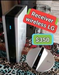 receiver Wireless LG receiver sem fio