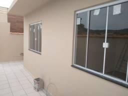 Casa em fase final de construção 2 quartos próximo ao centro