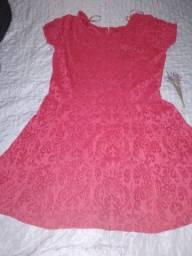 Vestido G Marisa Semi-novo