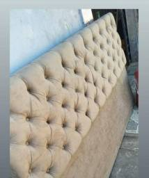 Cabeçeiras e tapetes