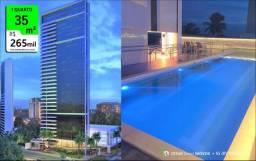 Barra Home Stay | 1 Quarto | 35m² | Apartamentos para vender