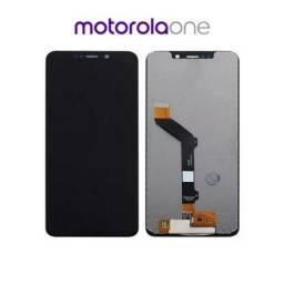 Tela Display Moto One