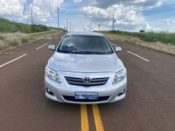 Título do anúncio: Corolla 2010 XEi 1.8 Automatico  Completo + Couro Veículo Impecável