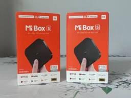 Xiaomi Mi Tv Box S Nova Lacrada