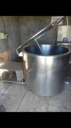 Resfriador de leite 500lt