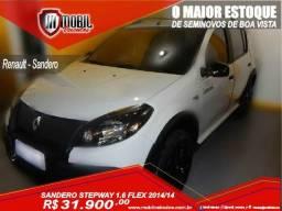 Renault Sandero STEPWAY Tweed HFlex 1.6 8V 5p - 2014