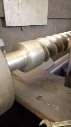 Canhao e rosca 150 mm