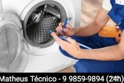 Serviço em Máquina de lavar roupa