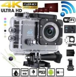 Action Cam 4k Wifi HD esportiva
