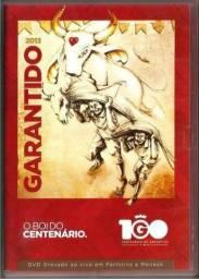 Garantido-o boi do centenario-2013-cd e dvd